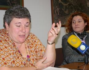 Belén Martín y Nancy Prada, en imagen de archivo