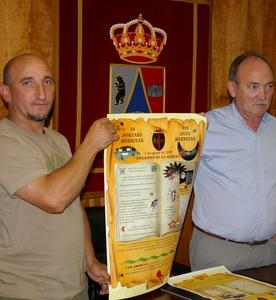 Kanki y Otero, en la presentación
