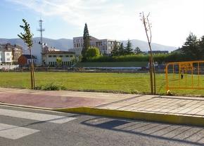 Entorno donde se va a ubicar el futuro centro de salud