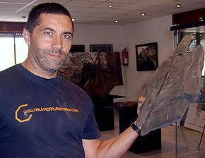 Vicente Casado ha donado 4.000 ejemplares a la Fundación