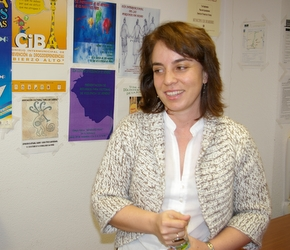 Fabiola García del Blanco, concejala de Bienestar Social