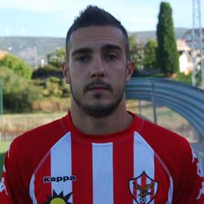 Olano debutó en tercera división con el Atlético Bembibre