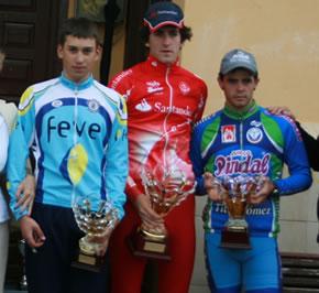 Roberto Méndez Carro finalizó tercero en Camargo