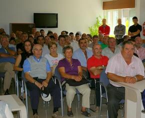 Los alumnos comenzaron el curso oficial