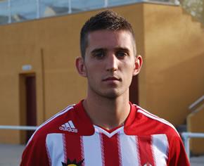 Victor Vega, autor del gol