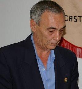 Julio Anta expresa su descontento