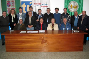 Junta local del PP en Torre del Bierzo