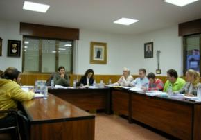 Una imagen del último Pleno