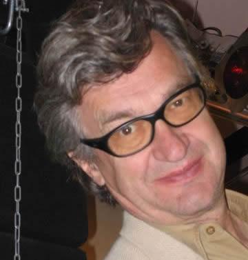 El director de cine Wim Wenders