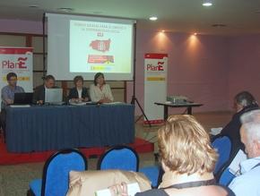 Presentación a los alcaldes del segundo Plan E