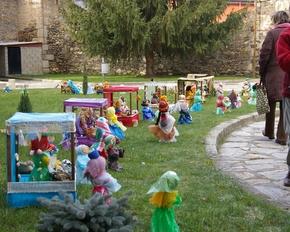 El Belén de San Miguel es uno de los atractivos de la Navidad