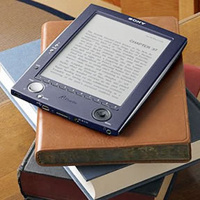 Ebook de sony