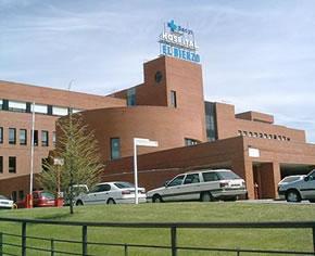 Hospital Comarcal de El Bierzo. Foto PB