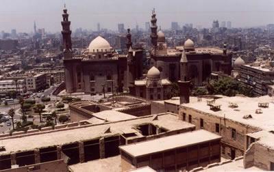 El Cairo: vista panorámica