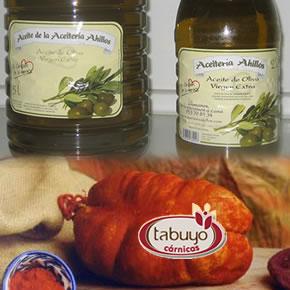 Aceitería Ahillos y Cárnicas Tabuyo estarán en la XI Feria Agroalimentaria