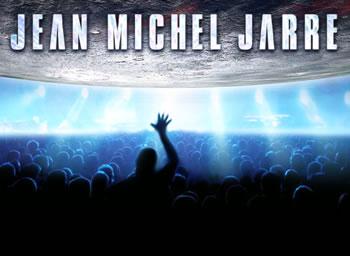 Jean Michel Jarre - Imagen de su web personal