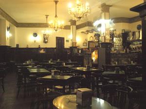 Cafe Derby en Santiago de Compostela