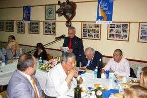 Julio Anta fue el mantenedor de la fiesta del Jabalí