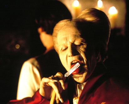 Escena de Drácula de Francis Ford Coppola