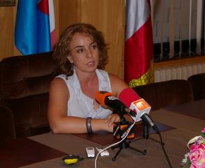 La concejala, Fabiola García, explicó los detalles