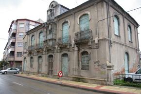 Imagen de la casa del notario