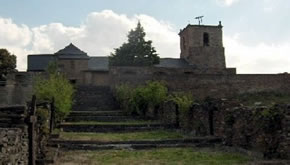 Santuario Virgen de la Peña