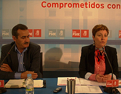 Marcelo Alonso y Nancy Prada comparecen para explicar la inclusión de los municipios