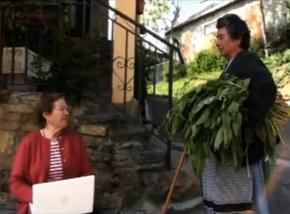 Ana y Lela protagonizan el vídeo