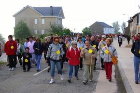 Los participantes tomaron la salida en Manzanal