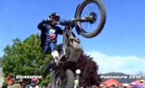 Uno de los fotogramas del vídeo