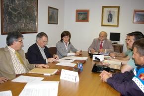 El subdelegado presidió la Junta Local de Seguridad