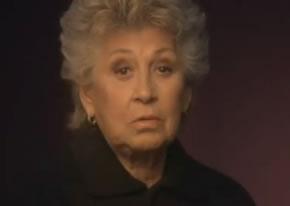 Pilar Bardem en un fotograma del vídeo