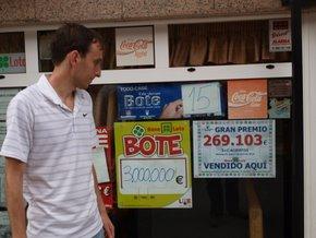 La lotería vuelve a hacer parada en Torre