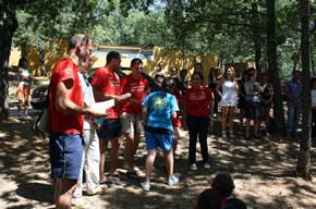 El campus fue valorado muy positivamente por los participantes