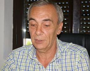 Julio Anta compareció en nombre de sus compañeros para explicar la situación