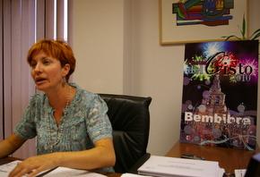 La concejala Nancy Prada explicó los detalles de la quedada