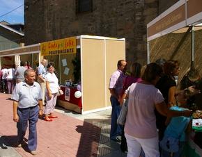 Imagen de archivo de la Feria de Asociaciones de 2009