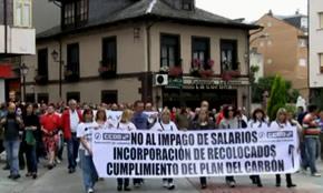 1500 personas recorrieron las calles de Bembibre