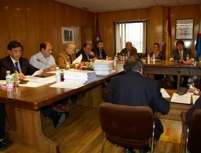 Los concejales del PP se opusieron a la subida