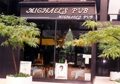 Michael´s Pub en New York