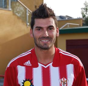 Emilio Recamán volvió a jugar unos minutos, tras los 4 partidos de sanción