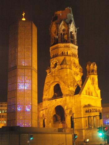 Iglesia de Gedächtniskirche