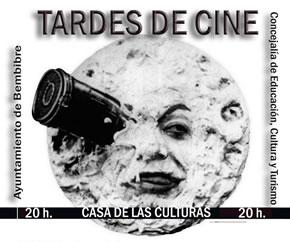 Cartel de las Tardes de Cine