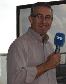 Miguel Ángel García. Foto: Manuel Cuenya