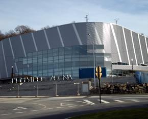 El Bembibra Arena aun no está completamente finalizado