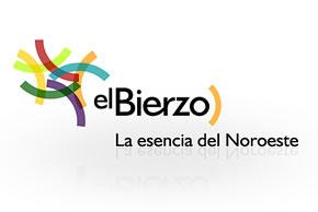 Logotipo de El Bierzo, la esencia del noroeste