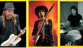 Los componentes del grupo son reconocidos músicos