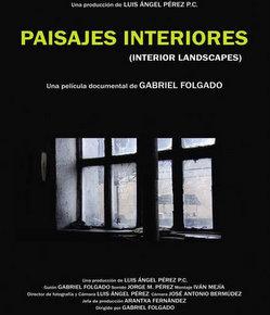 Cartel de la película documental de Gabriel Folgado