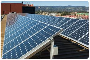 Las energías renovables están subvencionadas