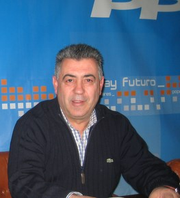 Manuel Gómez es actual concejal de la Corporación